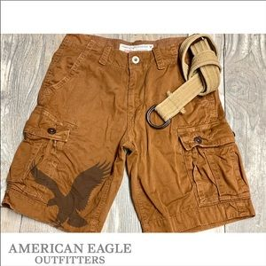 AE Outfitters Classic- men's cargo shorts